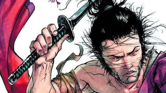 <i>Samurai: The Isle With No Name</i> #1 by Jean-François Di Giorgio & Frédéric Genet