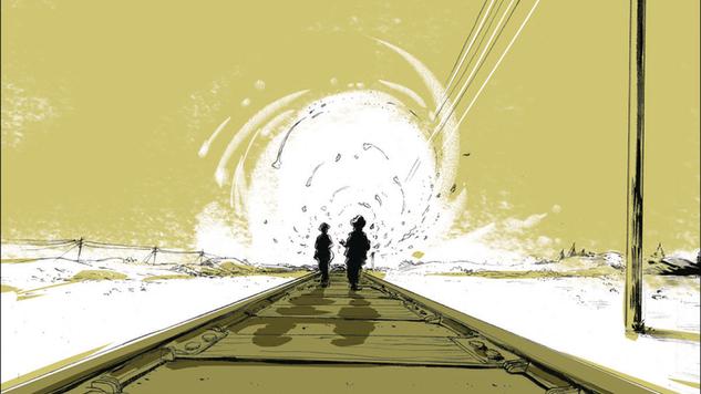 Cecil Castellucci Explores Depression-Era Teen Wanderlust <i>Soupy Leaves Home</i> with Jose Pimienta