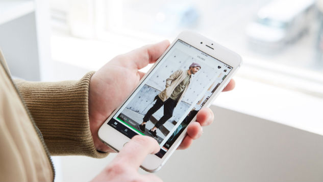 Imprint App Review (iOS): Curated Clothing on Your Phone