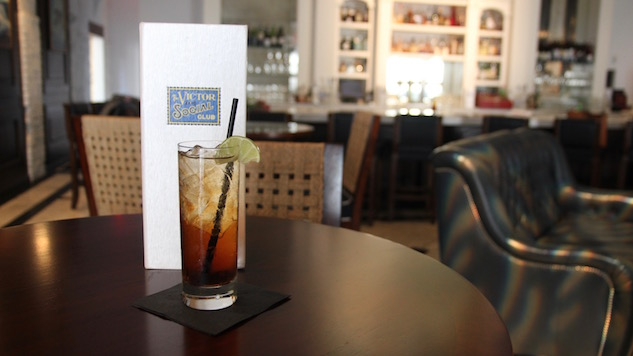 The Improved Cuba Libre: A College Cocktail Grows Up