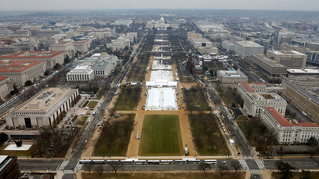 Report: Trump Inauguration Photos Were Edited to Make Crowds Appear Larger