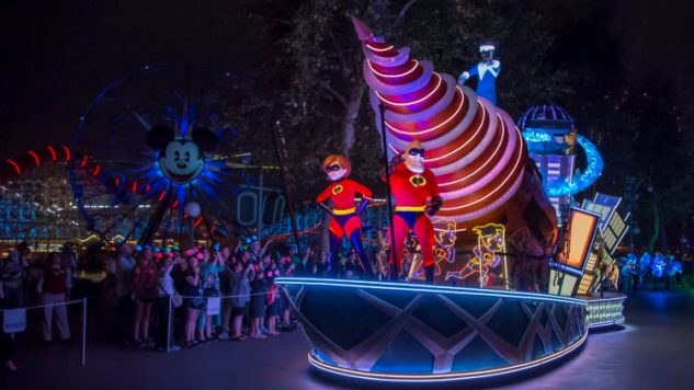 What to Expect from Pixar Fest at Disneyland Resort