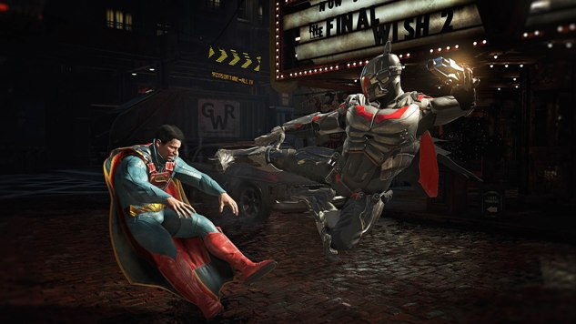 Everything Changes in <i>Injustice 2</i>—Except Boring Old Batman