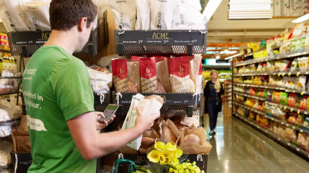 Instacart Is the Uber of Home Grocery Shopping—in Both Good