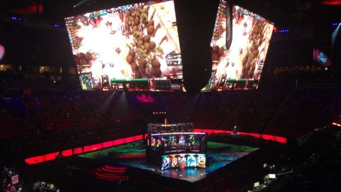 International Business: Learning About E-Sports at the Biggest Tournament in the World