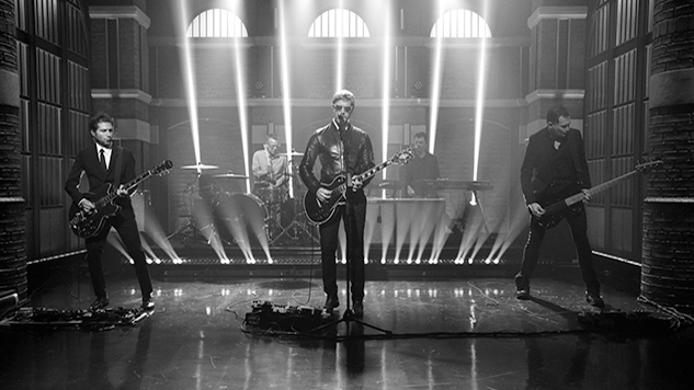 """Watch Interpol Perform """"If You Really Love Nothing"""" on <i>Late Night with Seth Meyers</i>"""