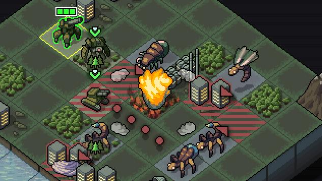 <i>Into the Breach</i> Is a Puzzle Disguised as a Tactics Game