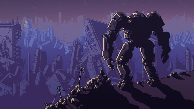 <i>Into the Breach</i>: Stiffen Up the Sinews, Summon Up the Blood, and Play This Game