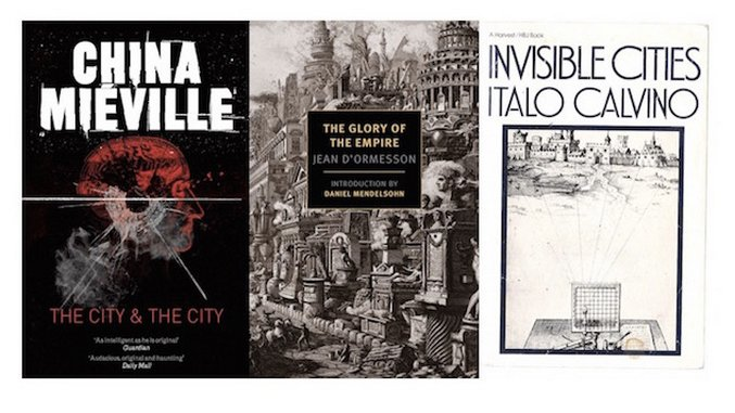 Five Books with Fantastic Invisible Cities to Explore