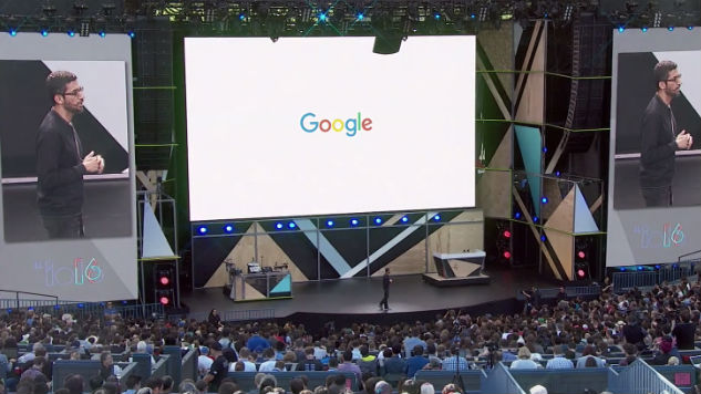 The 5 Most Important Announcements From Google I/O 2016