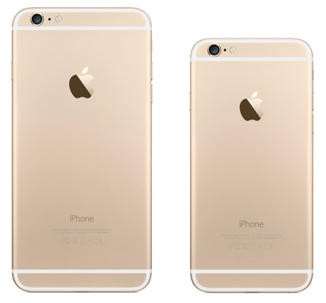 Iphone  Plus  Go Gold