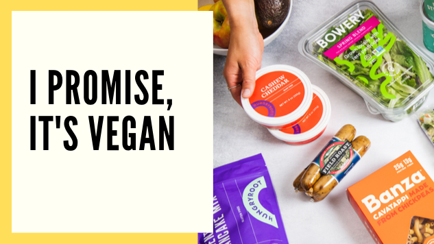 I Promise It's Vegan: Hungryroot, a Vegan-Friendly Grocery Service