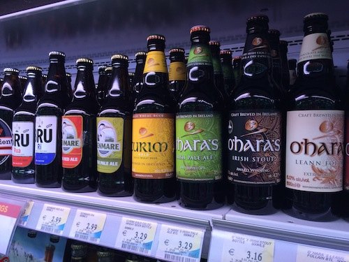 irish beer case essay Irish craft beer is having a moment with brands like o'hara's and porterhouse check out gayot's best irish beers to get a full taste of what the emerald isle has to offer —from strong, rich and full-bodied sipping brews to light, crisp and satisfying thirst-quenchers.