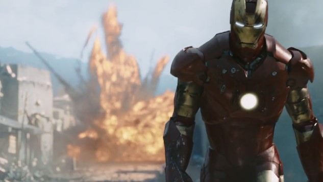 The Original <i>Iron Man</i> Suit, Valued at More Than $300,000, Has Apparently Been Stolen