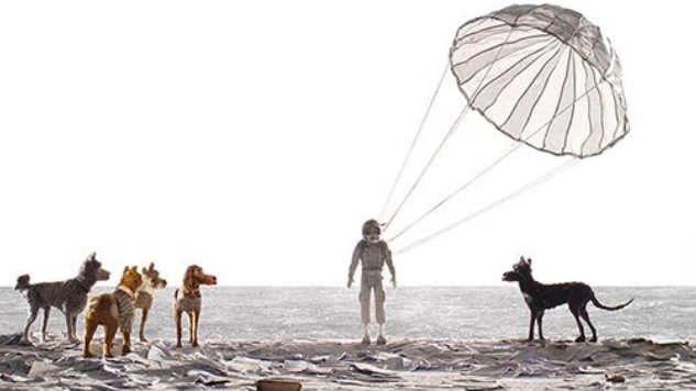 Wes Anderson's New Film <i>Isle of Dogs</i> Has a Release Date and a Stunning New Poster