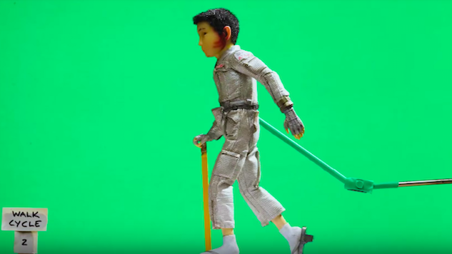 Take a Look Behind the Scenes of Wes Anderson's <i>Isle of Dogs</i>