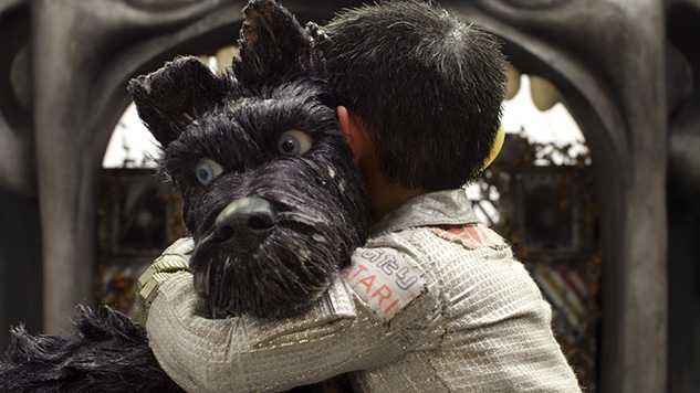 <i>Isle of Dogs</I>