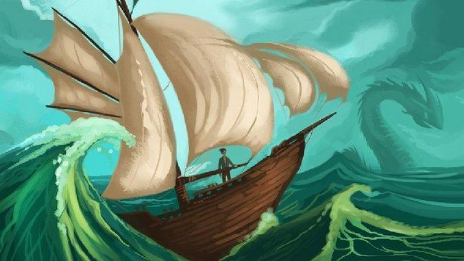 <i>Islebound</i> Leaves You High and Dry