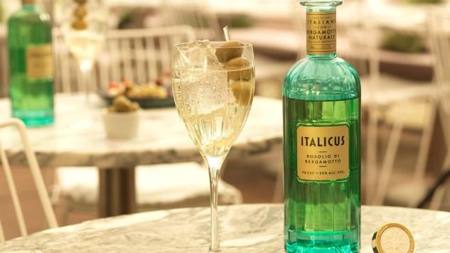 Try This Italian Liqueur: Italicus Rosolio di Bergamotto