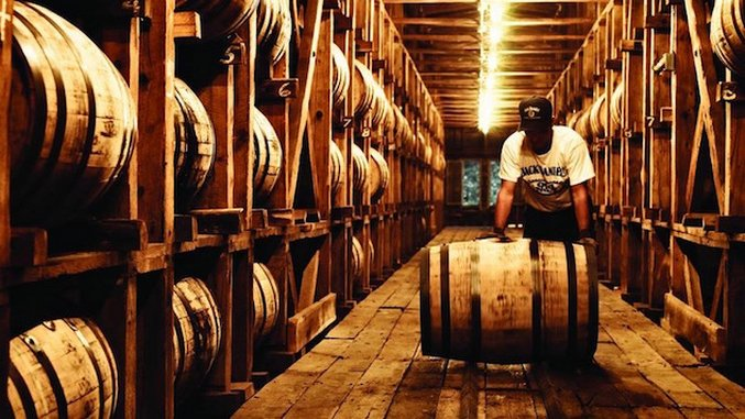 Just Buy Your Own Barrel of Whiskey, Already