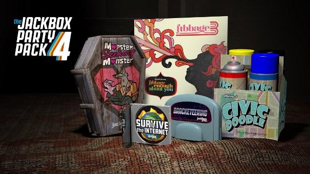 <i>The Jackbox Party Pack 4</i> Is Peak Jackbox