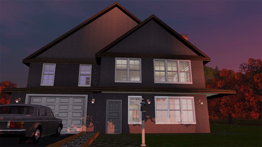 sims 3, suburban horror, and the sinister genius of jacky connolly