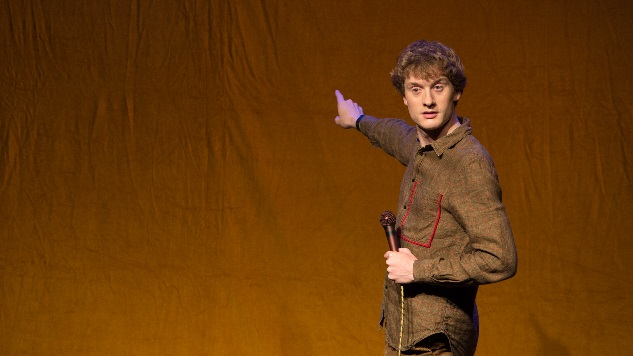 There's No Time Like the Present to Get Onboard with the Real James Acaster