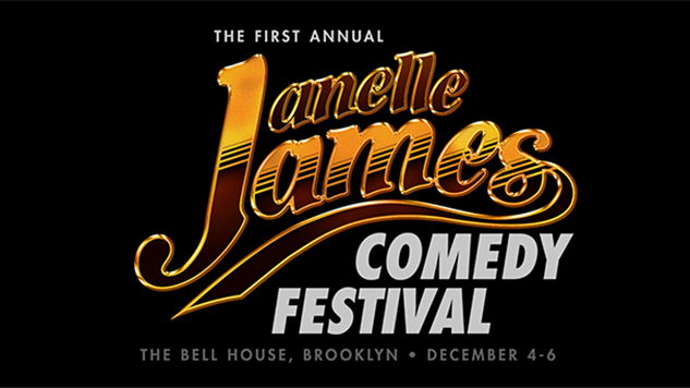 Janelle James Takes Over Eugene Mirman Comedy Festival