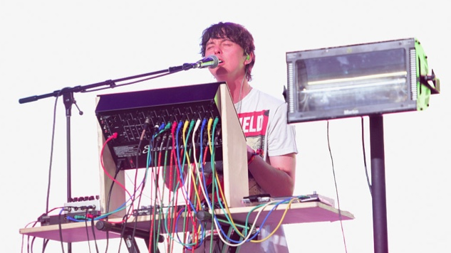 <i>A Day With The Homies</i> EP: Panda Bear's Forthcoming, Vinyl-Only Release