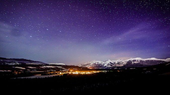Take Five: Winter in Jasper National Park