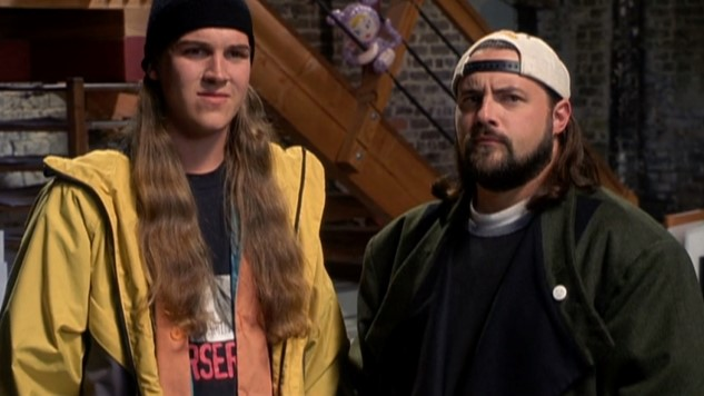 Kevin Smith Confirms Hes Working On That Jay And Silent Bob