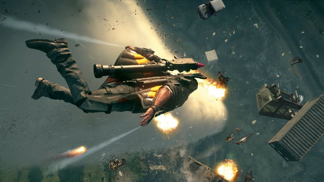 <i>Just Cause 4</i> Aerial Navigation Is My Kind of Chaos