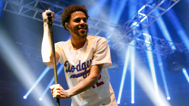 J. Cole Announces Massive World Tour