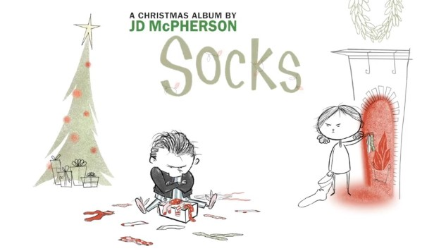 JD McPherson Is Planning a Retro Rock Christmas With Holiday Album <i>Socks</i>