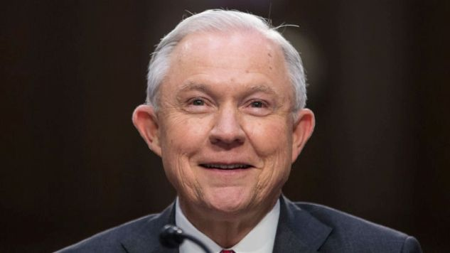 The Funniest Tweets About the Jeff Sessions Hearing