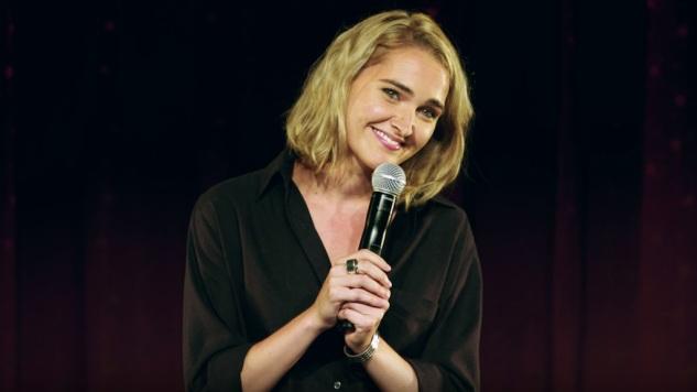 Jena Friedman: Comedy's Fresh Political Mind