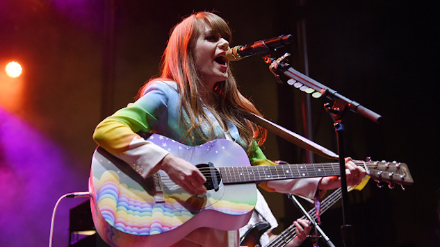 "Jenny Lewis Shares New Single ""Red Bull & Hennessy,"" <i>On The Line</i> Album Details"