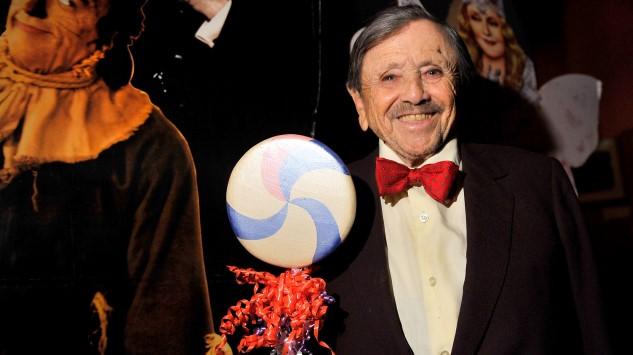 Jerry Maren, the Last Surviving <i>Wizard of Oz</i> Munchkin, Dies at 98