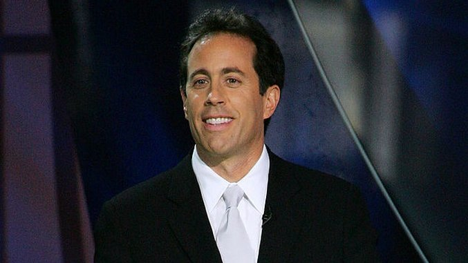 Exclusive: Listen to Jerry Seinfeld Joke About Cats and Dating in 1987