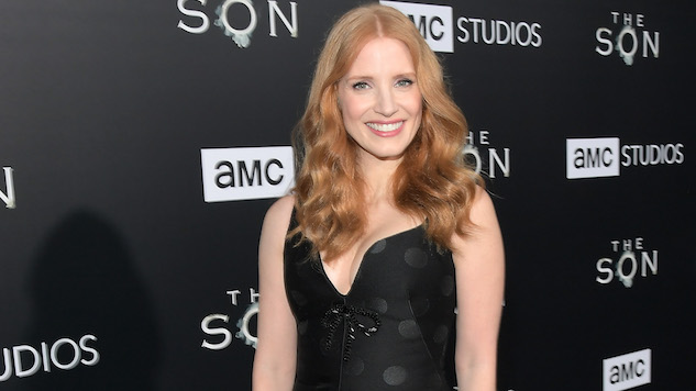 Jessica Chastain in Talks to Join <i>X-Men: Dark Phoenix</i> Cast as Main Villain
