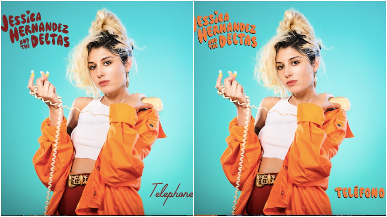 Jessica Hernandez Announces Sophomore Album, <i>Telephone/Telefono</i> in Both English and Spanish