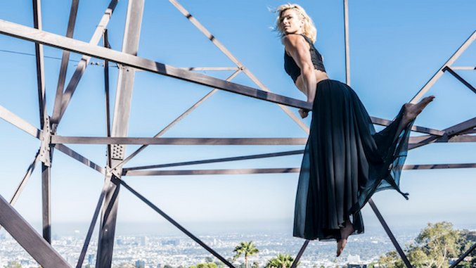 Bodies in Balance: An Interview with Jessie Graff, a Superhero and <i>American Ninja Warrior</i>