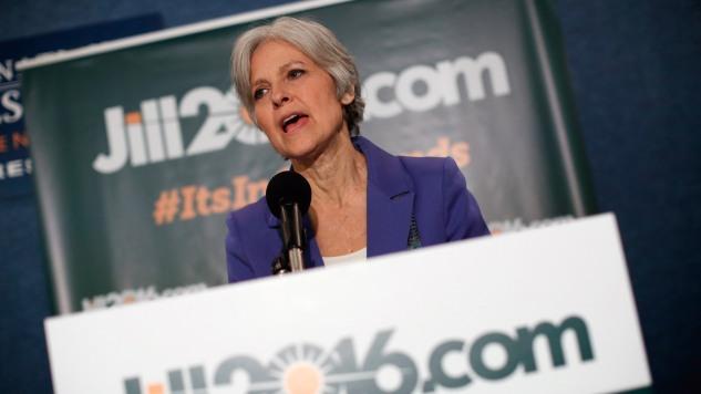 The Best Jill Stein Memes
