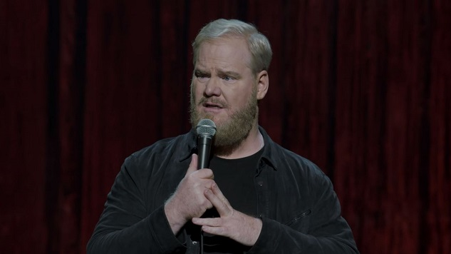 Jim Gaffigan Leaps Over to Film, Kind Of, With <i>Noble Ape</i>