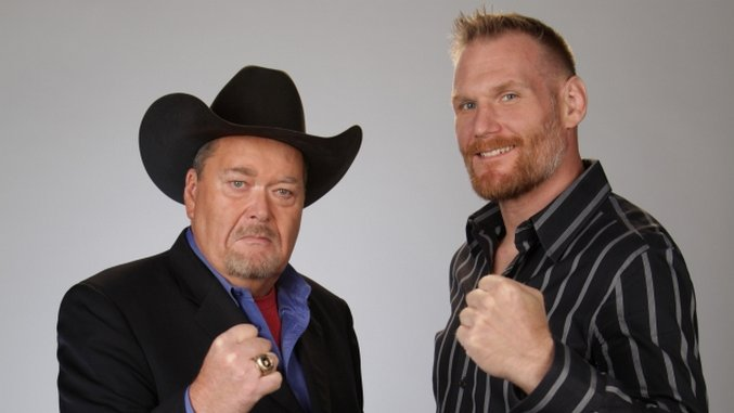 Jim Ross Returns to Wrestling with Tonight's Episode of New Japan Pro Wrestling on AXS TV