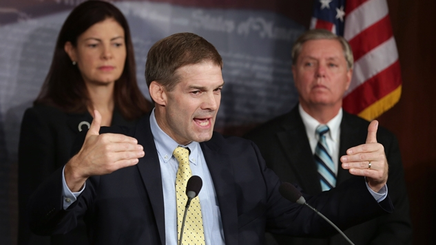 GOP Rep. Jim Jordan Allegedly Turned a Blind Eye to Sexual Abuse at Ohio State