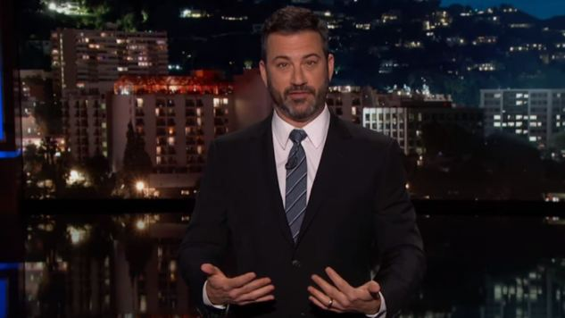 Dear Jimmy Kimmel: More Righteous Anger, Less Cutesy Jokes with Trump Hacks