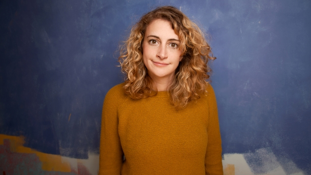 Jo Firestone Picks <i>The Hits</i>: Discussing Her New Album, Her <i>Punderdome</i> Board Game, and More