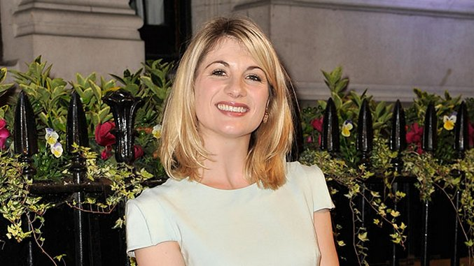 <i>Doctor Who</i> Star Jodie Whittaker Gracefully Addresses Backlash Against Her Casting