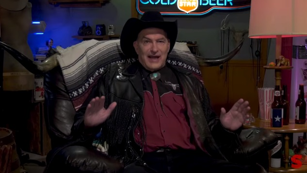 "Joe Bob Briggs on Modern Horror Movies and Shudder's ""The Last Drive-In"" Marathon"